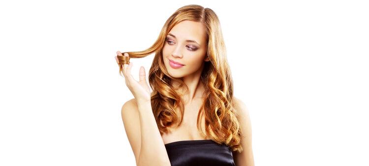 kuracje do włosów