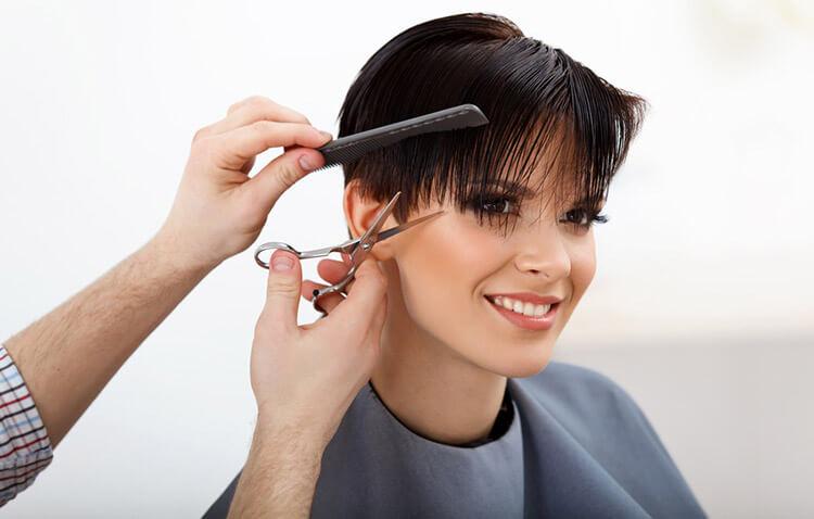 wybór nożyczek fryzjerskich