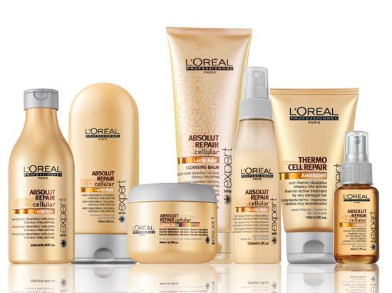 loreal kosmetyki