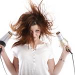 Sprawdź, czy we właściwy sposób suszysz swoje włosy.