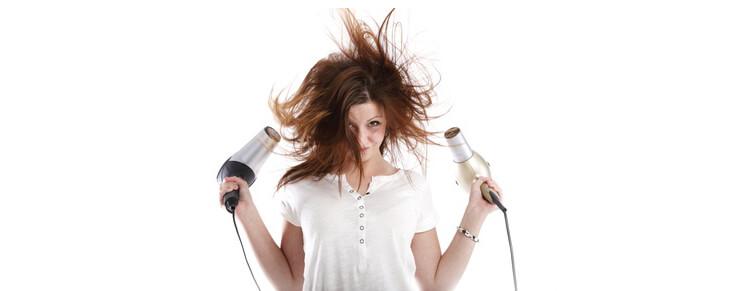 ochrona włosów przed ciepłem