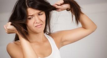 Co stosować na przetłuszczające się włosy?