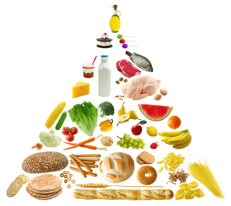 zdrowe jedzenie a włosy