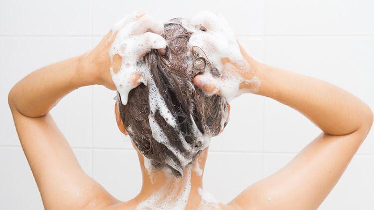mycie włosów co ile dni