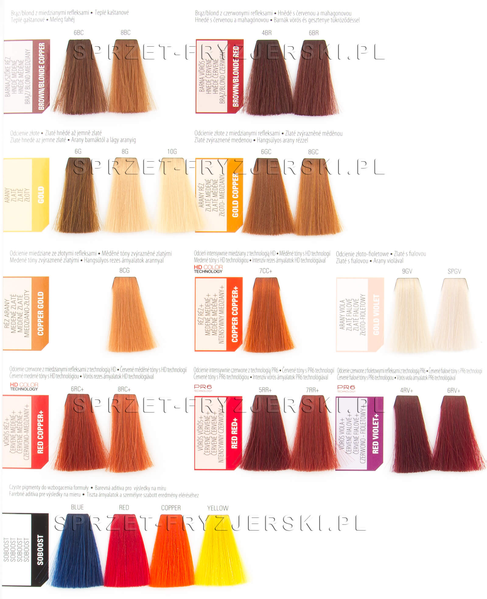 paleta-farb-color-sync-matrix-brown-gold-red