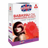 RONNEY Hair Oil Babassu Oil olejek do włosów 15ml