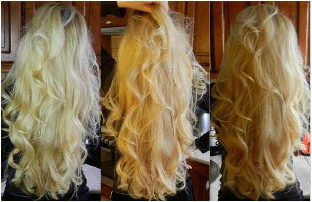 stella włosy falowane